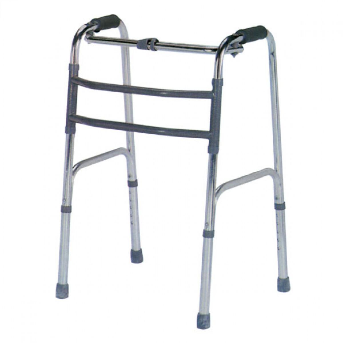 Deambulatore per anziani in alluminio richiudibile DE5, DE5, 69 €