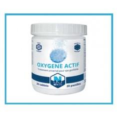 Pastiglia Ossigeno attivo per vascha idromassaggio