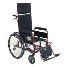 Sedia a Rotelle autospinta con schienale reclinabile prolungato Reclining, 15300016, 480 €