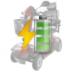 Kit Batterie di Ricambio per Scooter Martin ed Eris