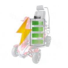 Kit Batterie di Ricambio per Scooter Kometa Virgo o Veloce e Ceres Deluxe/SE e Luxor 44Ah