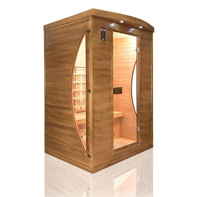 Sauna ad infrarossi al Quarzo e Magnesio 2 posti Spectra, Spectre2, 2.490 €