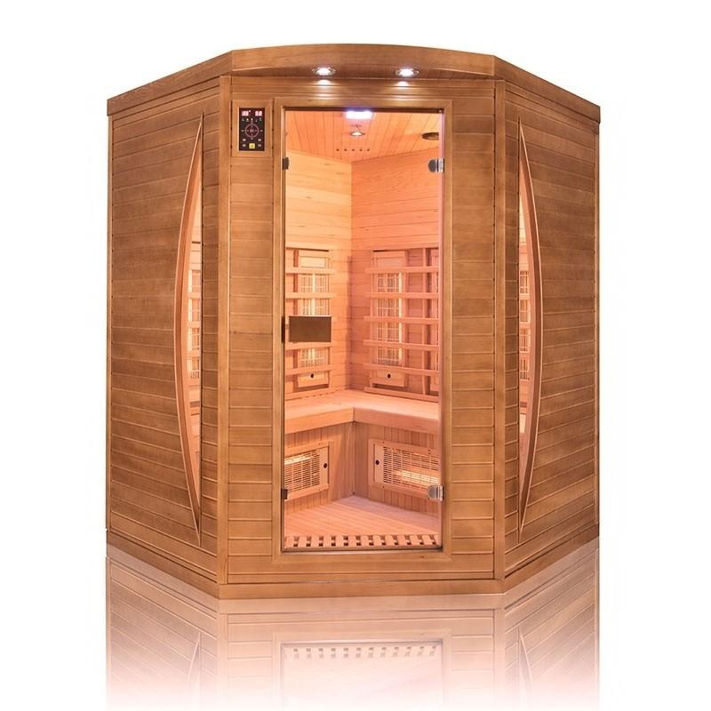 Sauna infrarossi al Quarzo e Magnesio Angolare Spectra, spectra3c, 3.490 €