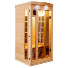 Sauna infrarossi 1 posto Timo Full Optionals