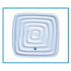 Coperchio per vasca quadrata 4 posti