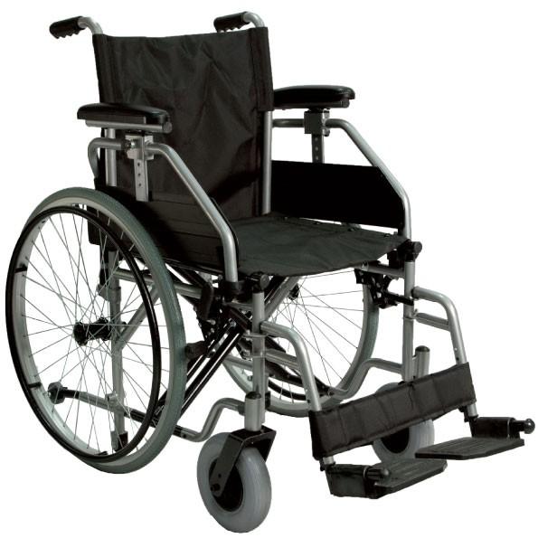 Sedia a rotelle per disabili pieghevole ad autospinta psdb for Sedia a rotelle tuning