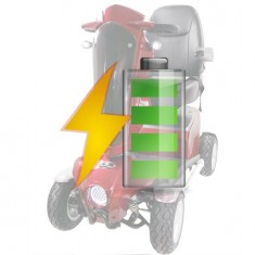 Kit Batterie di Ricambio per Scooter S16