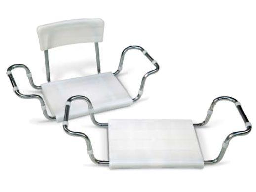 sedile allungabile per vasca da bagno