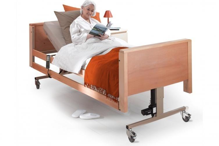 letto per anziani elettrico